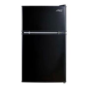 Frigobar Refrigerador 3.2 Pies Doble Puerta