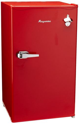 frigobar retro, color rojo, grande bc-90r envio gratis