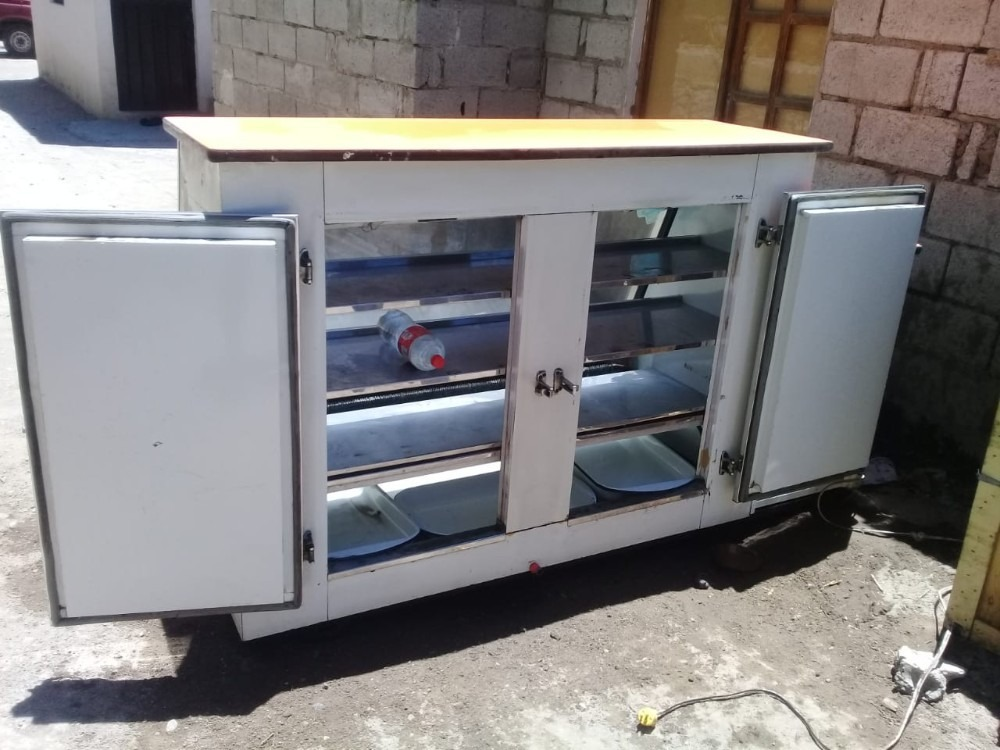 frigorifico 3 bandejas