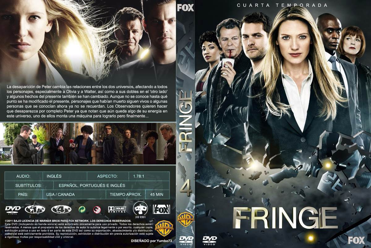 Beautiful Fringe Cuarta Temporada Pictures - Casas: Ideas & diseños ...