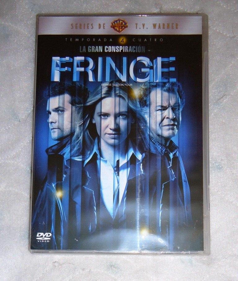 Fringe Cuarta Temporada 4 Cuatro Dvd - $ 449.00 en Mercado Libre