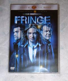 Dvd Fringe Temporada 1 - Música, Películas y Series en Mercado Libre ...