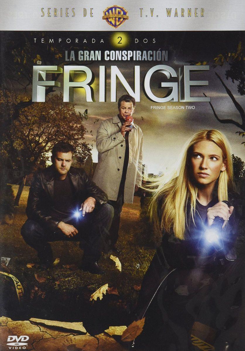 Fringe La Serie Completa Paquete Temporadas 1 2 3 4 5 Dvd ...