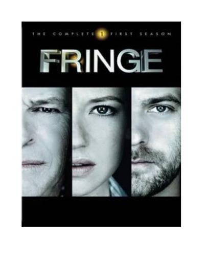 fringe paquete temporadas 1 , 2 dvd