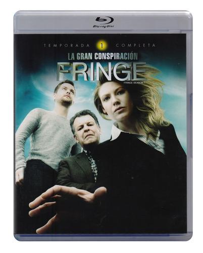 fringe primera temporada 1 uno blu-ray