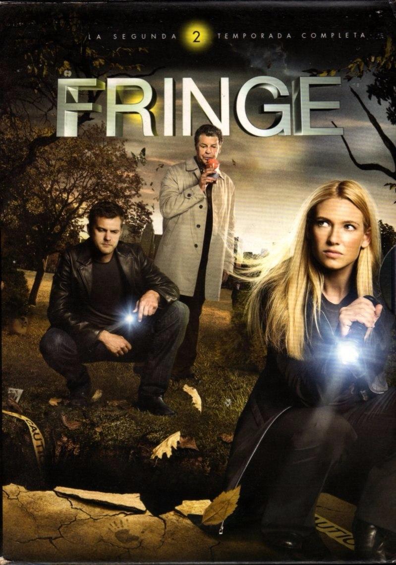 Fringe Temporada 2 Completa - 6 Dvds Originales - $ 245,00 en ...