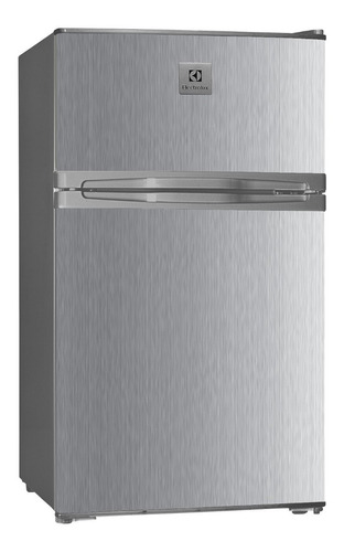 friobar electrolux 112 lt frost 2 puertas inox ertm87g2hqs