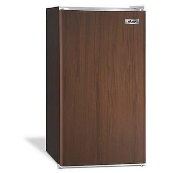 friobar oster 91 litros  puerta tipo madera os-pmb91wf