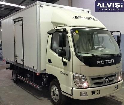 frío/congelados camion furgón 10cm 4.2x1.90x2+iva