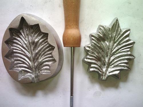 frisador em alumínio fundido - azevinho