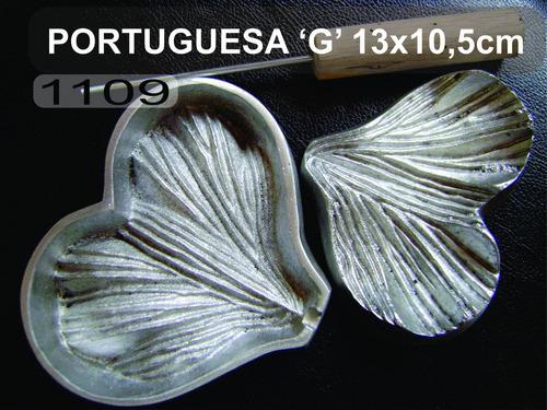 frisador eva em alumínio portuguesa cod.1109