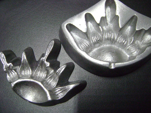frisador eva sépala em alumínio fundido g