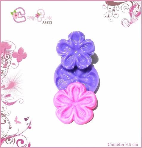 frisador flor de eva - flor camélia