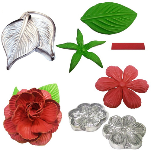 frisador frisadores eva em alumínio para fazer flor camélia