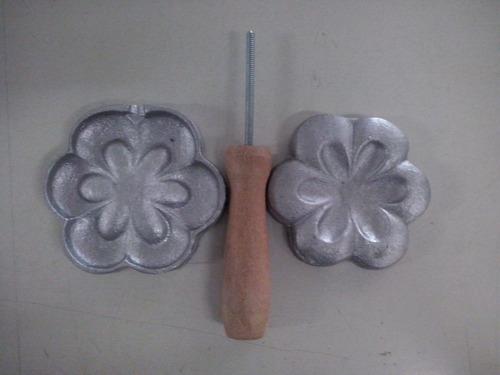 frisador para eva em alumínio - camélia vincada
