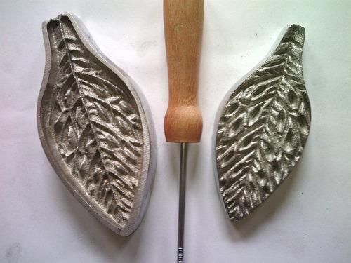 frisador para eva em alumínio - cipreste grande