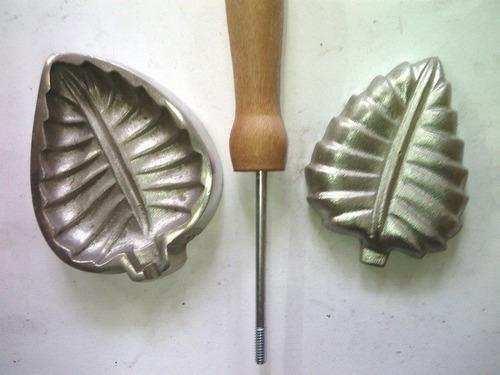 frisador para eva em alumínio - folha escamada