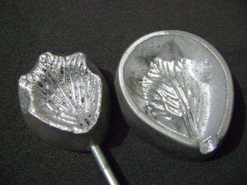 frisador petala de rosa pequena aluminio gold frete grátis