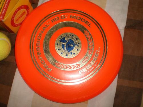 frisbee profesional como nuevo