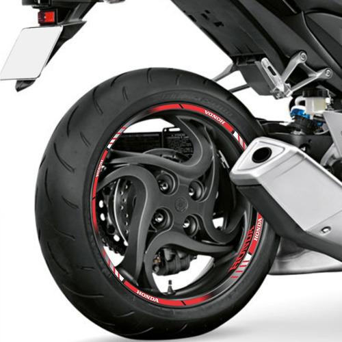 friso adesivo refletivo degradê roda cb 300r red não desbota