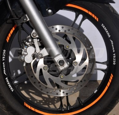 friso adesivo refletivo rec06 roda moto yamaha fazer 250