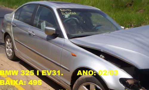 friso capo traseiro bmw 325 2003