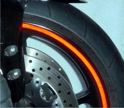 friso fita 5mm refletivo p/ moto carro frete grátis brinde