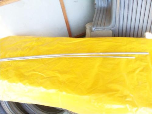 friso  lateral de carro antigo americano -usado  10295-09b7