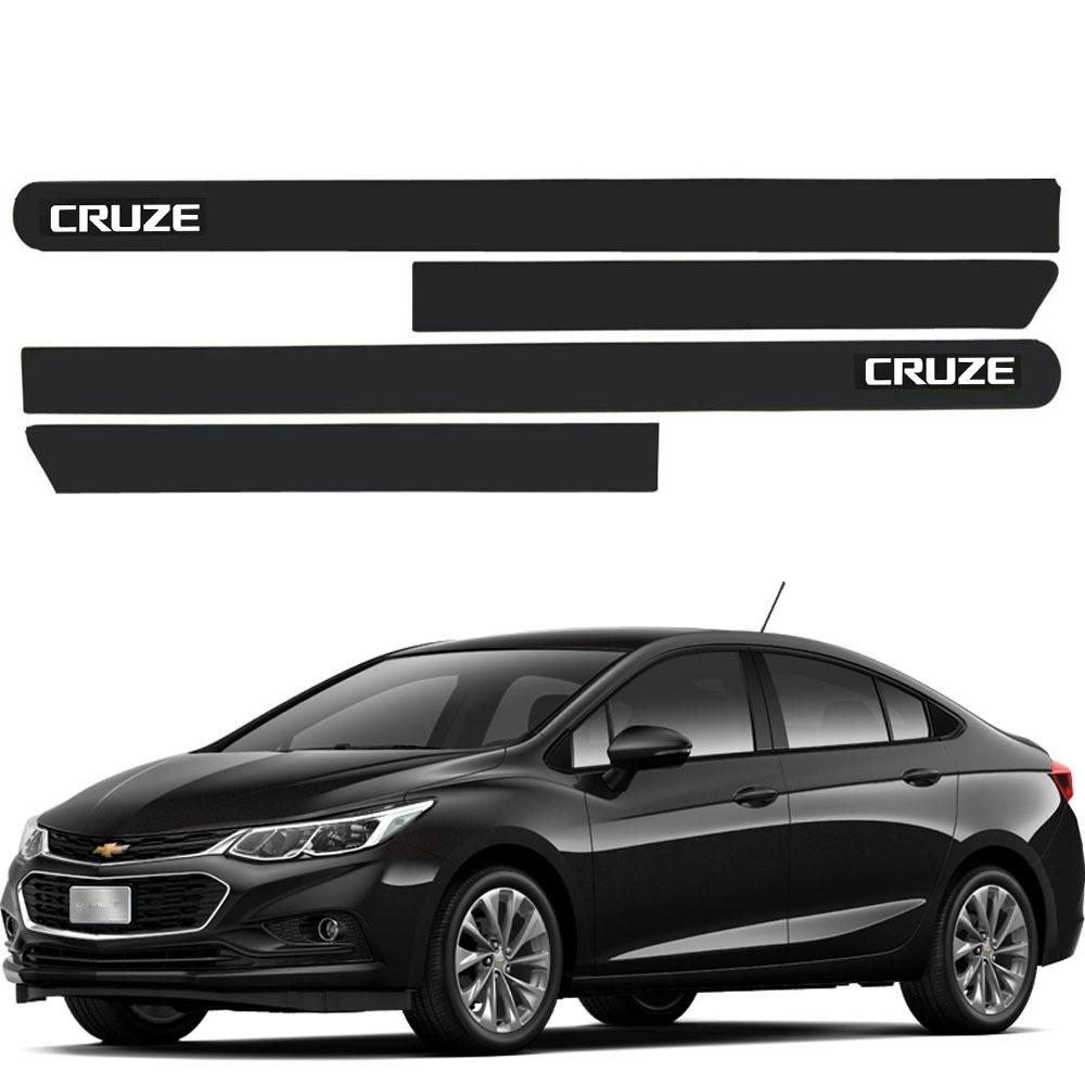 2dd13012df657 friso lateral novo cruze 16 a 18 preto ouro negro cor=carro. Carregando  zoom.