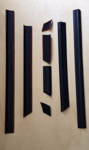 friso lateral uno 88/94 4 portas - modelo original largo