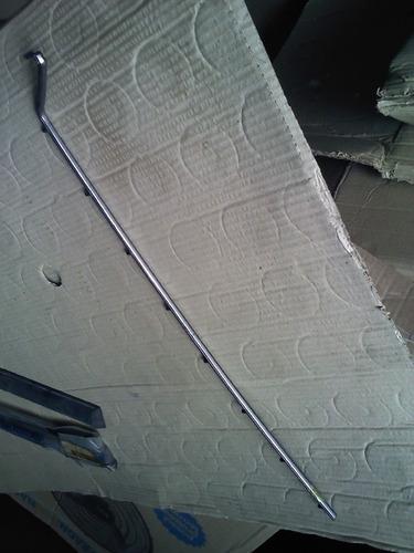 friso painel instrumentos santana quadrado filete vw cromado