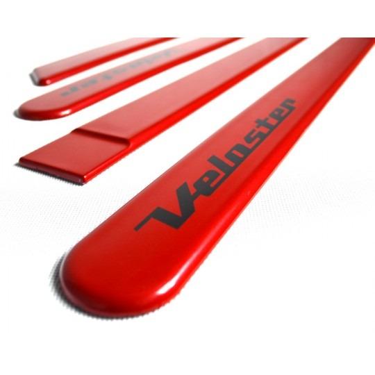Friso Personalizado Mod. Original Veloster Vermelho - R  127 fad022137c7