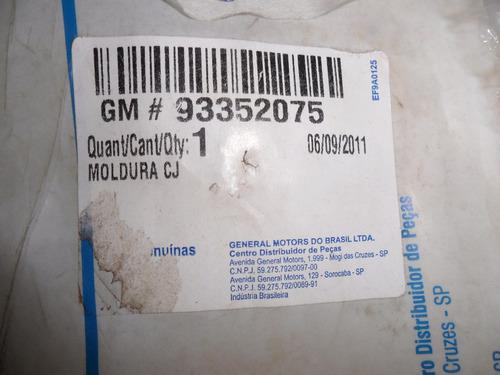 friso porta lateral tras. l. e. zafira 01/12 original gm