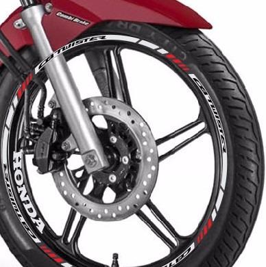 1a485fe4ec7 Friso Refletivo Adesivo Full3 Roda Moto Honda Cb 250 Twister - R ...