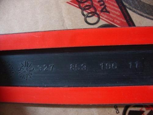 friso traseiro direito santana 98 a 2006 original vw