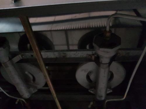 fritadeira 27 litros a gás industrial cesto super fundo 31cm
