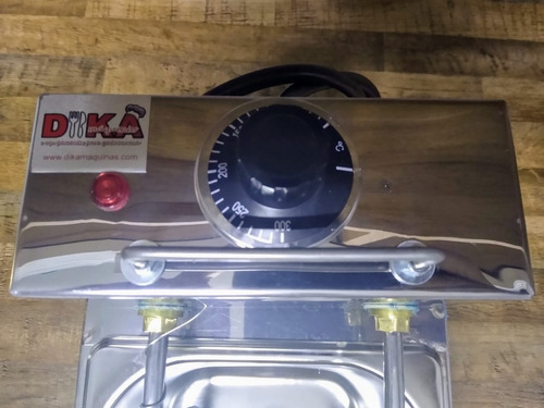 fritadeira elétrica 2 litros profissional 1 cuba com tampa