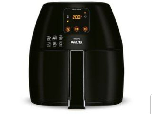 fritadeira elétrica airfryer avance collection xi