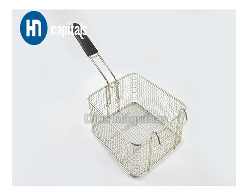 fritadeira elétrica industrial cuba aço inox 12 litros 220v