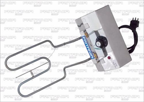 fritadeira elétrica industrial fritania 5 l 1 cuba 110 v 314