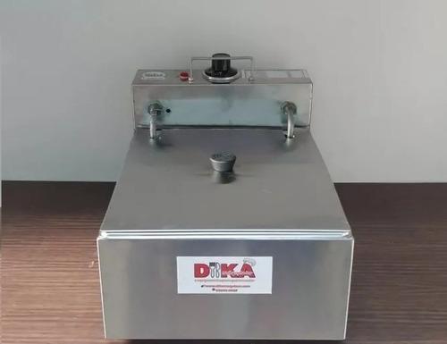 fritadeira elétrica profissional 5 litros termostato ativo