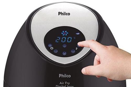 fritadeira elétrica sem óleo philco