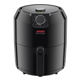 Fritadeira Sem Óleo Arno Airfry Super Preta 220v