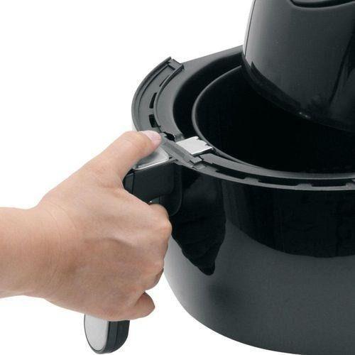 fritadeira sem óleo philco airfry saúde inox digital 3 litro