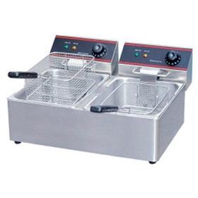 Fritadores Comerciales Eléctrico Demet  6+6 L 12 Garantia