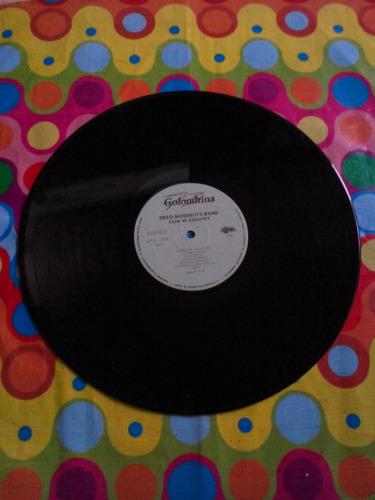 frito bandido's band lp cow 'n' country 1982
