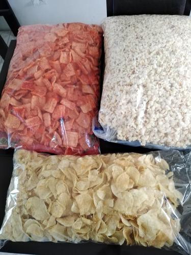 frituras por kilo