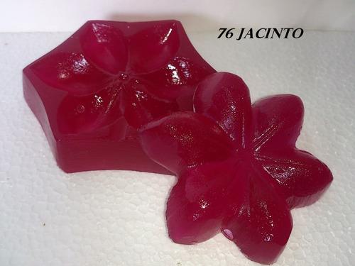 frizador para flores de goma eva en resina jacinto