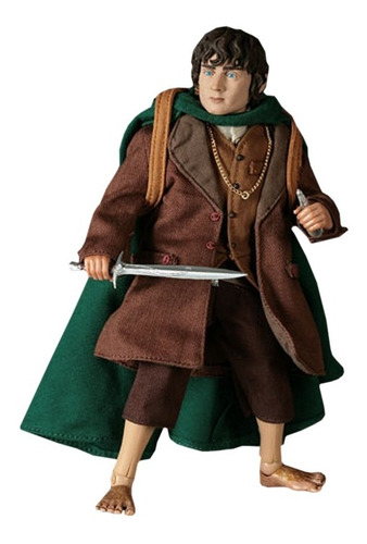 frodo baggins - senhor dos anéis lord of the rings 1:6