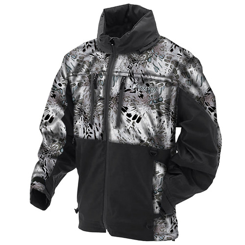 frogg toggs piloto serie prym1 chaqueta grande plata niebla